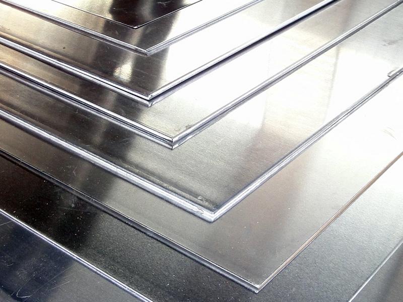 Foglio acciaio inox costo – Tetto della casa